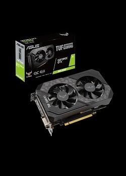 GeForce_GTX_1660_Super_Asus_TUF_Gaming_OC_6GB