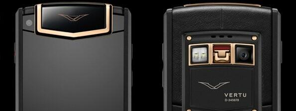 New Vertu Phone Could Boast Decent Hardware Specs Top Image
