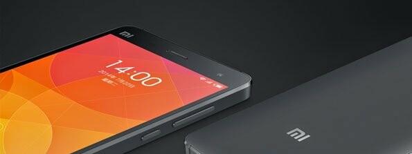 Xiaomi Unveils New Mi 4 Flagship Smartphone banner