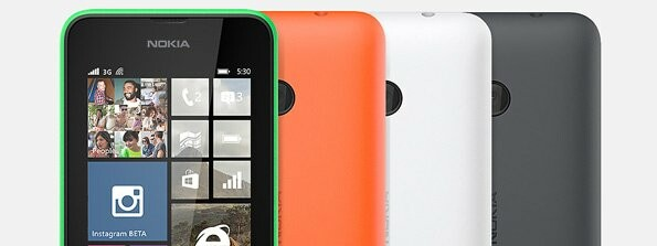 Nokia Lumia 530 and 530 Dual Sim Hardware Specifications banner