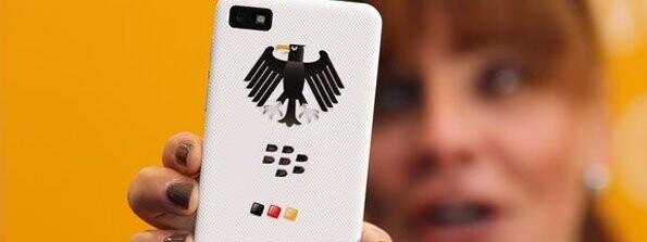 Blackberry To Buy Secusmart As Part Of Security-Oriented Focus banner