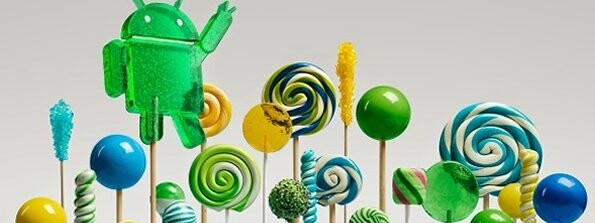 Google Unveils Android 5.0 Lollipop OS Update banner