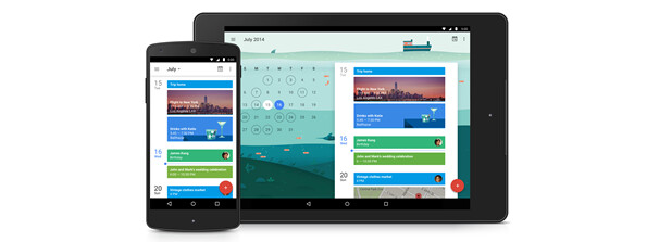 Google Unveils Redesigned Android Calendar App With Automatic Scheduling Top Image