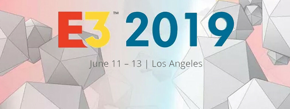 E3 2019 Press Conference Schedule for Xbox, Nintendo, EA, Ubisoft, PlayStation and Bethesda banner
